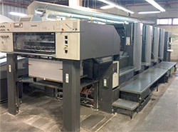 Heidelberg Speedmaster CD 102
